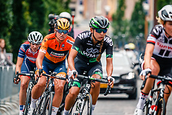 Chantal Blaak of Boels Dolmans Cycling Team in the leading group during 2017 National Road Race Championships Netherlands for Women Elite, Montferland, The Netherlands, 24 June 2017. Photo by Pim Nijland / PelotonPhotos.com | All photos usage must carry mandatory copyright credit (Peloton Photos | Pim Nijland)