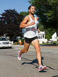 LL Bean 10K road race: Open Men winner Robert Gomez