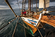 Sailing for conservation with Ocean Missions Iceland, aboard Schooner Opal