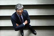 Dr. Patrick Soon-Shiong at the Nant headquarters.