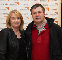 World Vision Ireland  held an exclusive screening of the critically acclaimed feature length movie Girl Rising in An Taibhdhearc, Middle Street, Galway. <br /> At the event were  Una and Martin Lodge from Corofin.<br /> Girl Rising is a critically and internationally acclaimed feature film - narrated by Meryl Streep, Liam Neeson, Anne Hathaway and others - about the strength of the human spirit and the power of education.<br /> <br /> Photo:Andrew Downes
