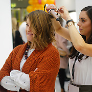 London, England, UK. 10th November 2017. Hundreds of stalls exhibition at the Stylist Live 2017 at Olympia London.