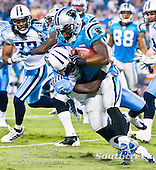 Titans at Panthers NFL Preseason