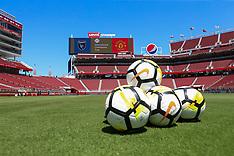 San Jose Earthquakes v Manchester United - 22 July 2019