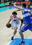 DESCRIZIONE : Piacenza Campionato Lega Basket A2 2011-12 Morpho Basket Piacenza Enel Brindisi<br /> GIOCATORE : Marco Passera<br /> SQUADRA : Morpho Basket Piacenza<br /> EVENTO : Campionato Lega Basket A2 2011-2012<br /> GARA : Morpho Basket Piacenza Enel Brindisi<br /> DATA : 27/11/2011<br /> CATEGORIA : Palleggio Penetrazione<br /> SPORT : Pallacanestro<br /> AUTORE : Agenzia Ciamillo-Castoria/L.Lussoso<br /> Galleria : Lega Basket A2 2011-2012<br /> Fotonotizia : Piacenza Campionato Lega Basket A2 2011-12 Morpho Basket Piacenza Enel Brindisi<br /> Predefinita :
