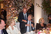PRINCESS MICHAEL OF KENT; ARNAUD BAMBERGER The Cartier Chelsea Flower show dinner. Hurlingham club, London. 20 May 2013.