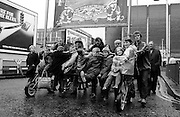 Brodsworth banner, 1982 Yorkshire Miner's Gala. Doncaster