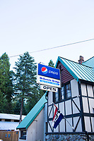 McKenzie General Store in McKenzie Bridge, Oregon.