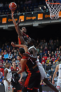 November 24, 2017 - Anvers, Belgique - ANTWERPEN, BELGIUM - NOVEMBER 24 : Elias LASISI  of Belgium during the First Round E FIBA World Cup China 2019 Qualifiers match between Belgium and France on November 24, 2017 in Antwerpen, Belgium, 24/11/2017 (Credit Image: © Panoramic via ZUMA Press)