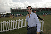 Robert Hanson, Cartier International Polo. Guards Polo Club. Windsor Great Park. 30 July 2006. ONE TIME USE ONLY - DO NOT ARCHIVE  © Copyright Photograph by Dafydd Jones 66 Stockwell Park Rd. London SW9 0DA Tel 020 7733 0108 www.dafjones.com