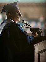 Gilford High School Graduation at Meadowbrook Pavilion June 9, 2012