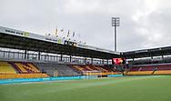 FODBOLD: Et kig udover stadion før kampen i ALKA Superligaen mellem FC Helsingør og AC Horsens den 18. februar 2018 på Right to Dream Park i Farum. Foto: Claus Birch.