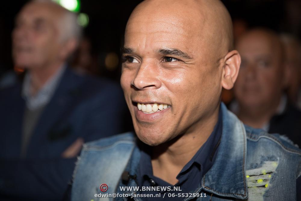 NLD/Scheveningen/20171107 - Boekpresentatie Deal, Glenn Helder