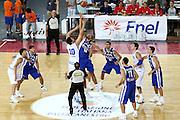 DESCRIZIONE : Roma Amichevole preparazione Eurobasket 2007 Italia Grecia <br /> GIOCATORE : Andrea Bargnani<br /> SQUADRA : Nazionale Italia Uomini <br /> EVENTO : Amichevole preparazione Eurobasket 2007 Italia Grecia <br /> GARA : Italia Grecia <br /> DATA : 30/08/2007 <br /> CATEGORIA : <br /> SPORT : Pallacanestro <br /> AUTORE : Agenzia Ciamillo-Castoria/S.Silvestri Galleria : Fip Nazionali 2007 <br /> Fotonotizia : Roma Amichevole preparazione Eurobasket 2007 Italia Grecia <br /> Predefinita :