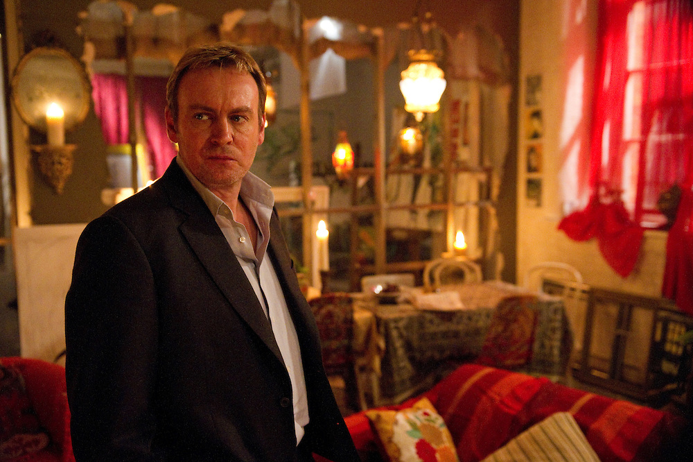 'The Undisclosed' Starring Philip Glenister, Thekla Reuten, and David Suchet.
