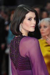 Gemma Arterton attends The Olivier Awards 2016 at the Royal Opera House in London. 3rd April 2016. EXPA Pictures © 2016, PhotoCredit: EXPA/ Photoshot/ Paul Treadway<br /> <br /> *****ATTENTION - for AUT, SLO, CRO, SRB, BIH, MAZ, SUI only*****