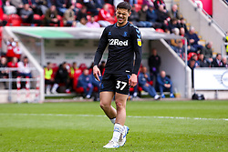 A dejected Muhamed Besic of Middlesbrough after his shot goes wide - Mandatory by-line: Ryan Crockett/JMP - 05/05/2019 - FOOTBALL - Aesseal New York Stadium - Rotherham, England - Rotherham United v Middlesbrough - Sky Bet Championship