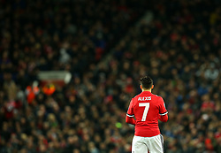 Alexis Sanchez of Manchester United - Mandatory by-line: Robbie Stephenson/JMP - 13/03/2018 - FOOTBALL - Old Trafford - Manchester, England - Manchester United v Sevilla - UEFA Champions League Round of 16 2nd Leg