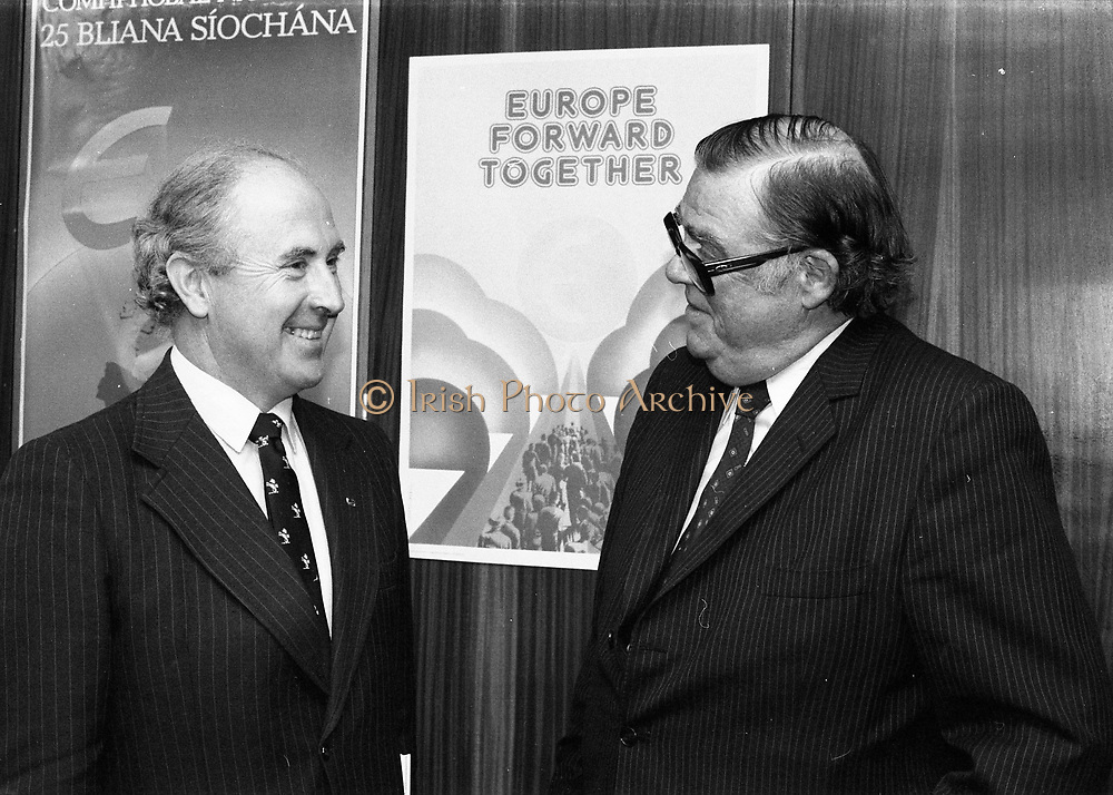 Commission of the European Communities press conference, <br /> 21st May 1984