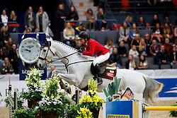 Persson Helena, SWE, Bonzai H<br /> Gothenburg Horse Show FEI World Cups 2017<br /> © Hippo Foto - Stefan Lafrentz<br /> 24/02/17