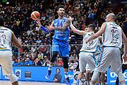 DESCRIZIONE : Beko Final Eight Coppa Italia 2016 Serie A Final8 Quarti di Finale Vanoli Cremona - Dinamo Banco di Sardegna Sassari<br /> GIOCATORE : Brian Sacchetti<br /> CATEGORIA : Passaggio Penetrazione<br /> SQUADRA : Dinamo Banco di Sardegna Sassari<br /> EVENTO : Beko Final Eight Coppa Italia 2016<br /> GARA : Quarti di Finale Vanoli Cremona - Dinamo Banco di Sardegna Sassari<br /> DATA : 19/02/2016<br /> SPORT : Pallacanestro <br /> AUTORE : Agenzia Ciamillo-Castoria/L.Canu