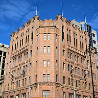 Colonial Mutual Life Building in Hobart, Australia<br />