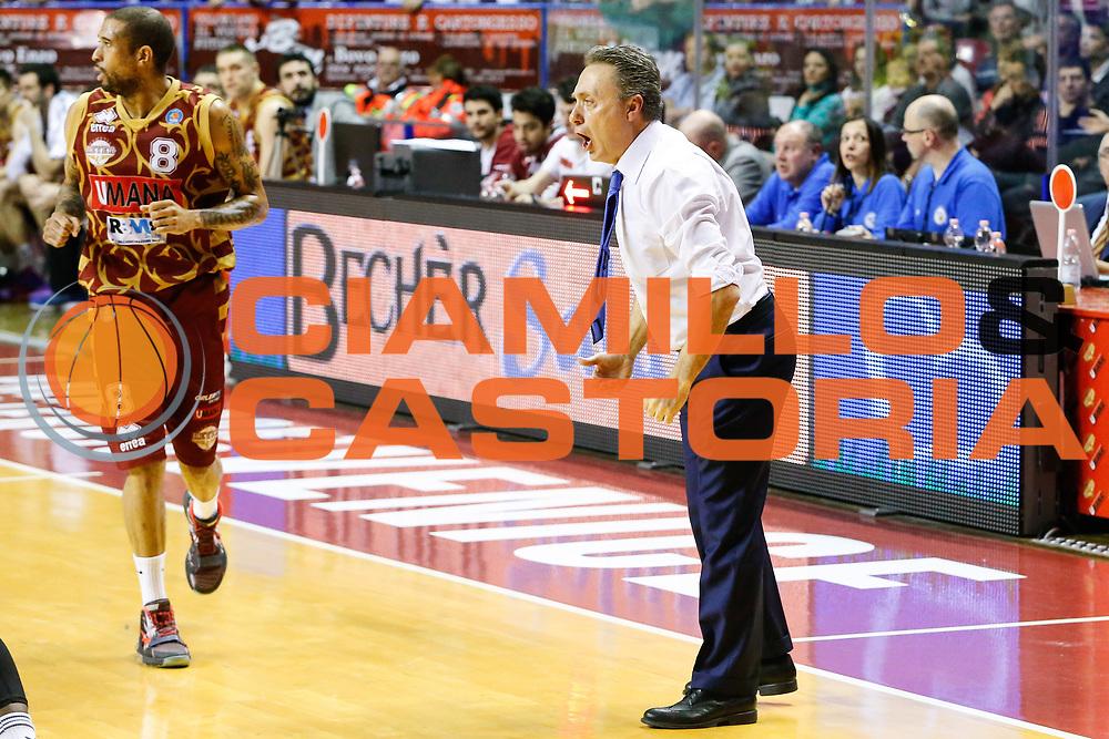 DESCRIZIONE : Venezia Lega A 2015-16 Umana Reyer Venezia - Enel Brindisi<br /> GIOCATORE : Piero Bucchi<br /> CATEGORIA : Ritratto<br /> SQUADRA : Umana Reyer Venezia - Enel Brindisi<br /> EVENTO : Campionato Lega A 2015-2016<br /> GARA : Umana Reyer Venezia - Enel Brindisi<br /> DATA : 28/02/2016<br /> SPORT : Pallacanestro <br /> AUTORE : Agenzia Ciamillo-Castoria/G. Contessa<br /> Galleria : Lega Basket A 2015-2016 <br /> Fotonotizia : Venezia Lega A 2015-16 Umana Reyer Venezia - Enel Brindisi