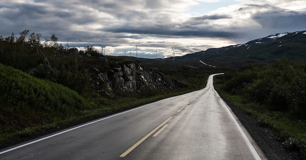 Roads, Norway