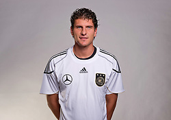 02.06.2010, Commerzbank-Arena, Frankfurt, GER, FIFA Worldcup, Spielerportraits, im Bild Mario Gomez ( FC Bayern Muenchen #23 ) EXPA Pictures © 2010, PhotoCredit: EXPA/ nph/  Kokenge / SPORTIDA PHOTO AGENCY