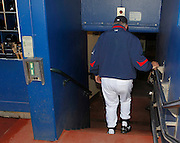 ATLANTA - OCTOBER 3:  Manager Bobby Cox #6 of the Atlanta Braves walks back to the clubhouse before the game against the Philadelphia Phillies at Turner Field on October 3, 2010 in Atlanta, Georgia.  (Photo by Mike Zarrilli/Getty Images)