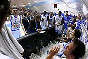 DESCRIZIONE : Capo dOrlando Lega A 2014-15 Orlandina Basket Dolomiti Energia Trento<br /> GIOCATORE : GIULIO GRICCIOLI TIME OUT<br /> CATEGORIA : TIME OUT HEAD COACH<br /> SQUADRA : Orlandina Basket Dolomiti Energia Trento<br /> EVENTO : Campionato Lega A 2014-2015 <br /> GARA : Orlandina Basket Dolomiti Energia Trento<br /> DATA : 03/05/2015<br /> SPORT : Pallacanestro <br /> AUTORE : Agenzia Ciamillo-Castoria/G.Pappalardo<br /> Galleria : Lega Basket A 2014-2015<br /> Fotonotizia : Capo dOrlando Lega A 2014-15 Orlandina Basket Dolomiti Energia Trento