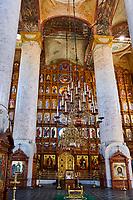 Russie, Region de la Volga, Oblast d'Astrakhan, Ville d'Astrakhan, le Kremlin, cathedrale de l'Asumption // Russia, Volga region, Astrakhan city, Kremlin, Assumption Cathedral