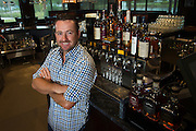 PONTE VEDRA BEACH, FL - SEPTEMBER 13:  Graeme McDowell poses for a portrait at his restaurant Nona Blue, Modern Tavern in Sawgrass Village on September 13, 2016 in Ponte Vedra Beach, Florida.  (Photo by Chris Condon/PGA TOUR)