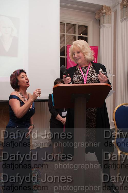 CHARLOTTE BETTS, Romantic Novelists Association The RoNas Awards - RICHARD MADELEY & JUDY FINNIGAN - ballroom of the RAF Club, 128 Piccadilly, London. 26 February 2013