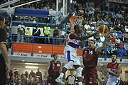 DESCRIZIONE : Brindisi Lega A 2014-15 Enel Brindisi  Umana Reyer Venezia<br /> GIOCATORE : David Cournooh<br /> CATEGORIA :  Tecnica<br /> SQUADRA : Enel Brindisi<br /> EVENTO : Campionato Lega A 2014-15 GARA : Enel Brindisi Umana Reyer Venezia<br /> DATA : 09/11/2014 <br /> SPORT : Pallacanestro <br /> AUTORE : Agenzia Ciamillo-Castoria/V.Tasco <br /> Galleria : Lega Basket A 2014-2015 Fotonotizia : Brindisi Lega A 2014-15 Enel Brindisi Umana Reyer Venezia<br /> Predefinita :
