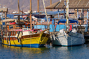Israel, Eilat Yacht club and Marina