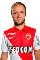 Valere GERMAIN - 29.08.2014 - Photo officielle Monaco - Ligue 1 2014/2015<br /> Photo : Stephane Senaux / AS Monaco / Icon Sport