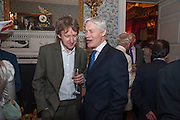 SEBASTIAN SHAKESPEARE; RICHARD KAY, Tatler magazine Jubilee party with Thomas Pink. The Ritz, Piccadilly. London. 2 May 2012