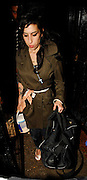 12.DECEMBER.2007. LONDON<br /> <br /> A WORSE FOR WEAR LOOKING AMY WINEHOUSE PACKING UP HER BELONGINGS FROM HER FLAT IN CAMDEN TO MOVE TO HER HER NEW FLAT IN BOW IN EAST LONDON WHERE SHE WAS VISITED BY PETE DOHERTY AT 3.00AM.<br /> <br /> BYLINE: EDBIMAGEARCHIVE.CO.UK<br /> <br /> *THIS IMAGE IS STRICTLY FOR UK NEWSPAPERS AND MAGAZINES ONLY*<br /> *FOR WORLD WIDE SALES AND WEB USE PLEASE CONTACT EDBIMAGEARCHIVE - 0208 954 5968*