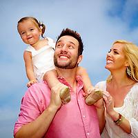 Families-Beach