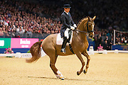 Emile Faurie - Weekend Fun<br /> Olympia Horse Show 2016<br /> © DigiShots