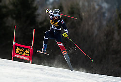 TILLEY Alex of Great Britain competes during the Ladies' GiantSlalom at 56th Golden Fox event at Audi FIS Ski World Cup 2019/20, on February 15, 2020 in Podkoren, Kranjska Gora, Slovenia. Photo by Matic Ritonja / Sportida