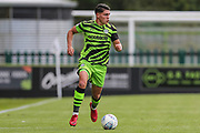 Forest Green Rovers Jack Aitchison(29), on loan from Celtic during the EFL Sky Bet League 2 match between Forest Green Rovers and Crawley Town at the New Lawn, Forest Green, United Kingdom on 5 October 2019.