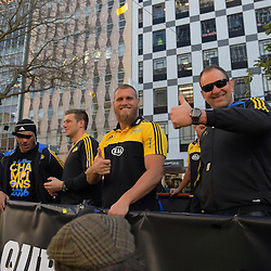 Super Rugby - Hurricanes Victory Parade