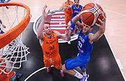 DESCRIZIONE : Trento Nazionale Italia Uomini Trentino Basket Cup Italia Paesi Bassi Italy Netherlands <br /> GIOCATORE : Achille Polonara<br /> CATEGORIA : schiacciata special<br /> SQUADRA : Italia Italy<br /> EVENTO : Trentino Basket Cup<br /> GARA : Italia Paesi Bassi Italy Netherlands<br /> DATA : 30/07/2015<br /> SPORT : Pallacanestro<br /> AUTORE : Agenzia Ciamillo-Castoria/R.Morgano<br /> Galleria : FIP Nazionali 2015<br /> Fotonotizia : Trento Nazionale Italia Uomini Trentino Basket Cup Italia Paesi Bassi Italy Netherlands
