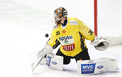 17.01.2020, Merkur Eisstadion, Graz, AUT, EBEL, Moser Medical Graz 99ers vs Vienna Capitals, 41. Runde, im Bild Ryan Zapolski (Vienna Capitals) // Ryan Zapolski (Vienna Capitals) during the Erste Bank Eishockey League 41th round match between Moser Medical Graz 99ers and Vienna Capitals at the Merkur Eisstadion in Graz, Austria on 2020/01/17. EXPA Pictures © 2020, PhotoCredit: EXPA/ Erwin Scheriau