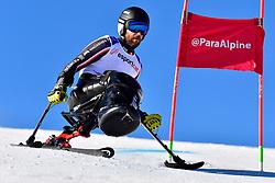 OATWAY Kurt, LW12-1, CAN, Giant Slalom at the WPAS_2019 Alpine Skiing World Cup, La Molina, Spain