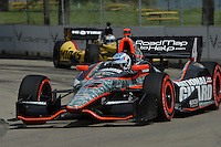 Ryan Briscoe, Cheverolet Indy Dual in Detroit, Belle Isle, Detroit, MI USA 06/01/13