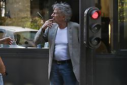 November 9, 2019, Paris, France: Dans les rues de Paris. Roman Polanski.....228089 2018-07-01  Paris France.. Polanski, Roman (Credit Image: © Sebastien Fremont/Starface via ZUMA Press)
