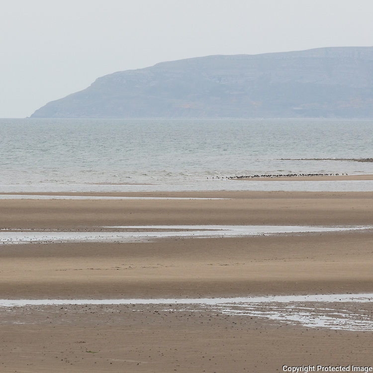 Great Orme's head from Penmaenmawr, Conwy.